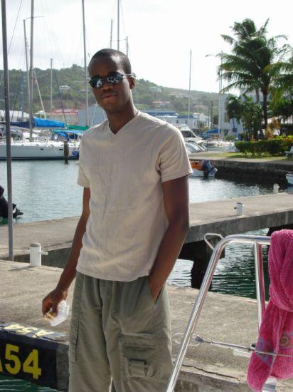 Shz in St Lucia