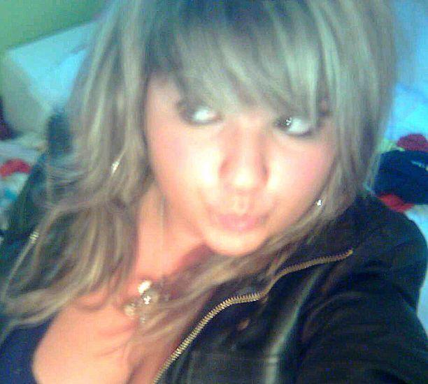 moi Blondee!