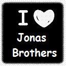 I LOVE JONAS BROTHERS