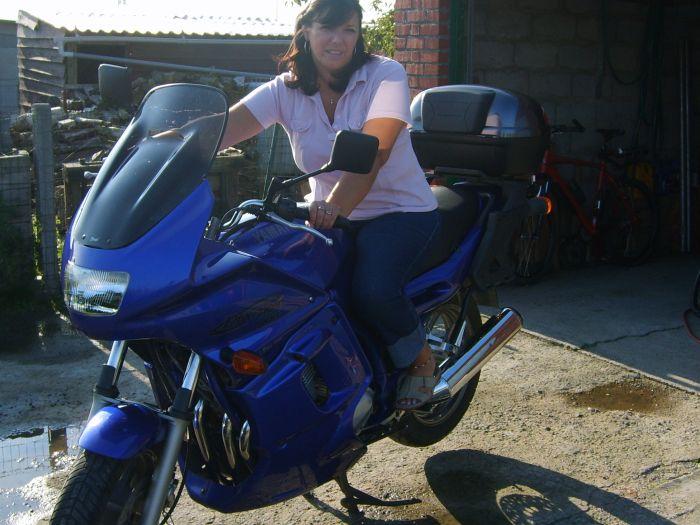 encore une passion la moto