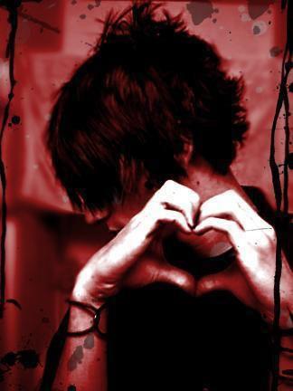 coeur emo