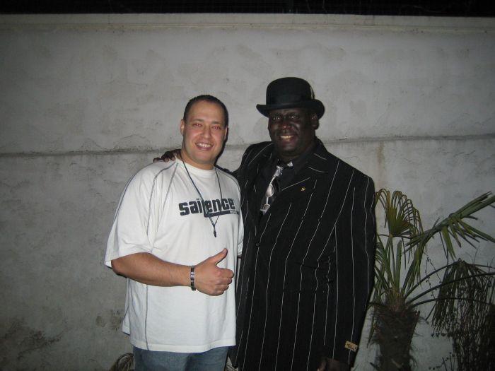 DJ FREDINE et JEROME PRISTER