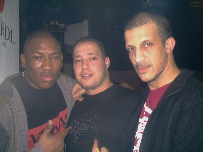 DJ FREDINE,RIM'K et MOKOBE