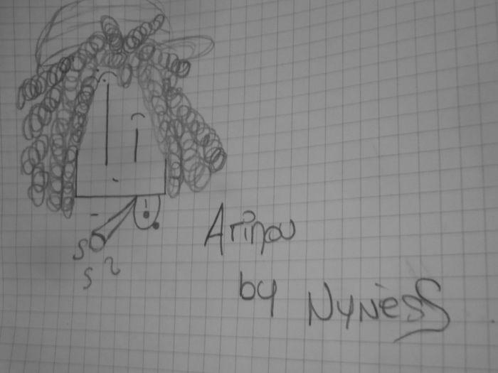 Arinou, by nynesssss...=P