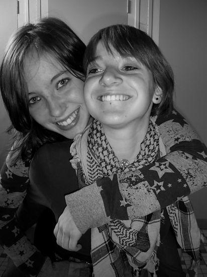 Rousse et moi
