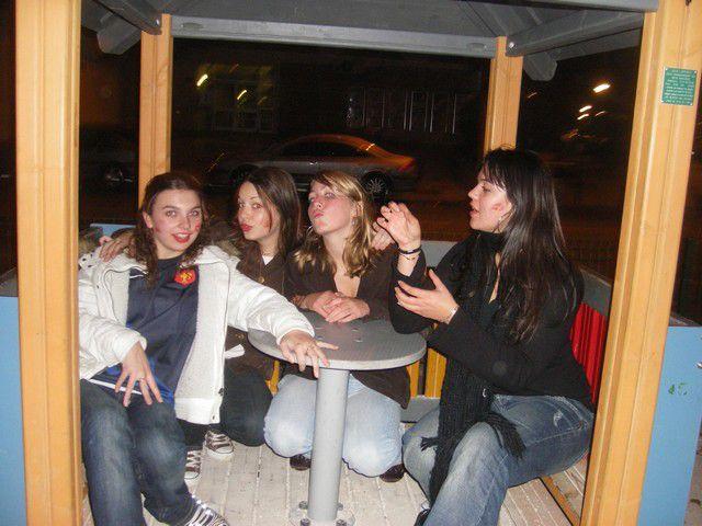 Mel, Sandy, mwa et Laureen <3