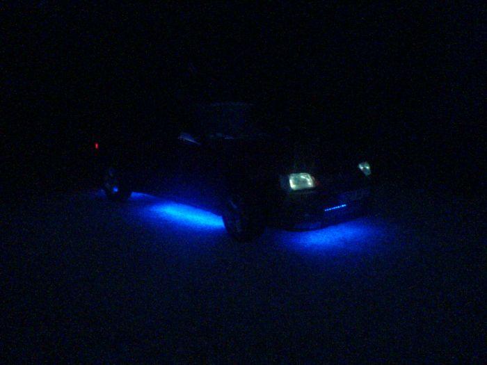 mon kit neon bleu