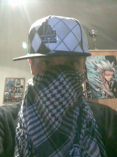 En mode hooligan ^^