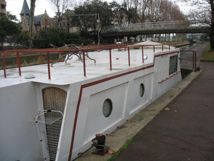 Le bateau Doc Ness