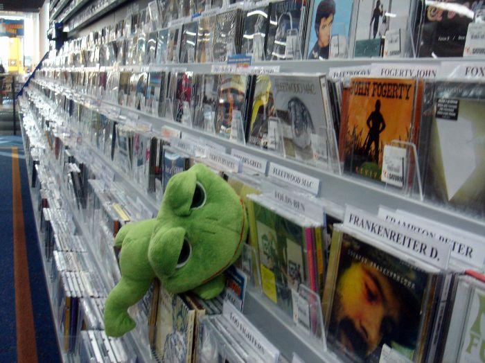 Rabachole et les CDs