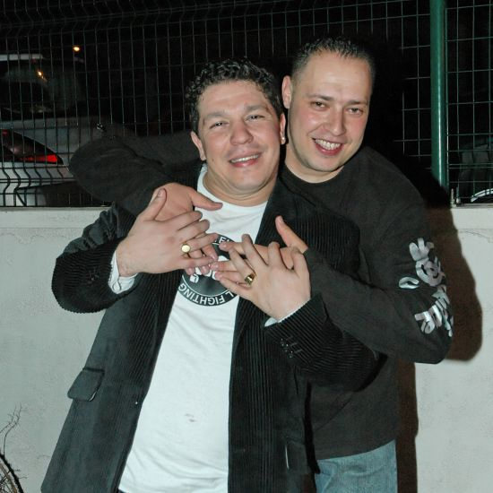 Dj FREDINE et CHEB KHALLAS