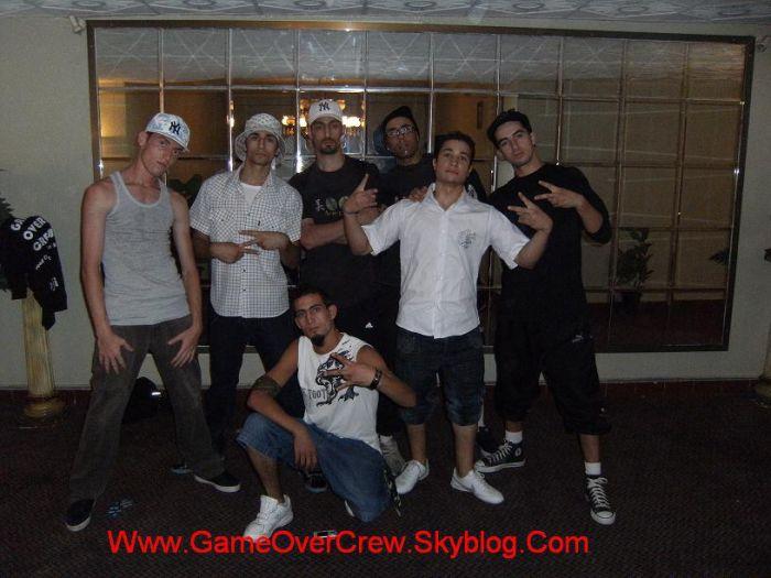 Game Over Crew In Battle Mostganem 2008