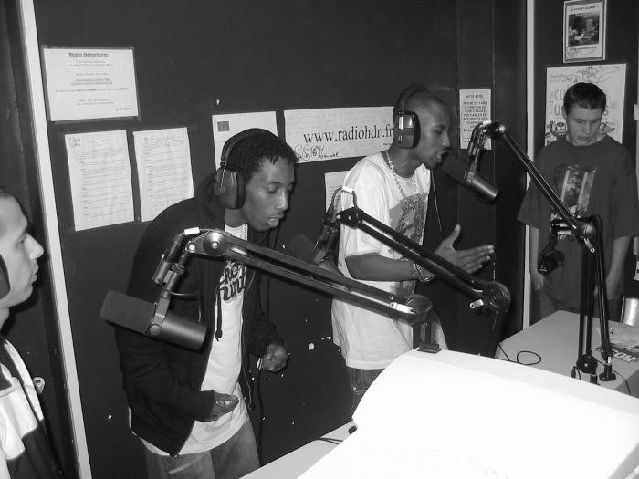 Freestyle radio à Rouen
