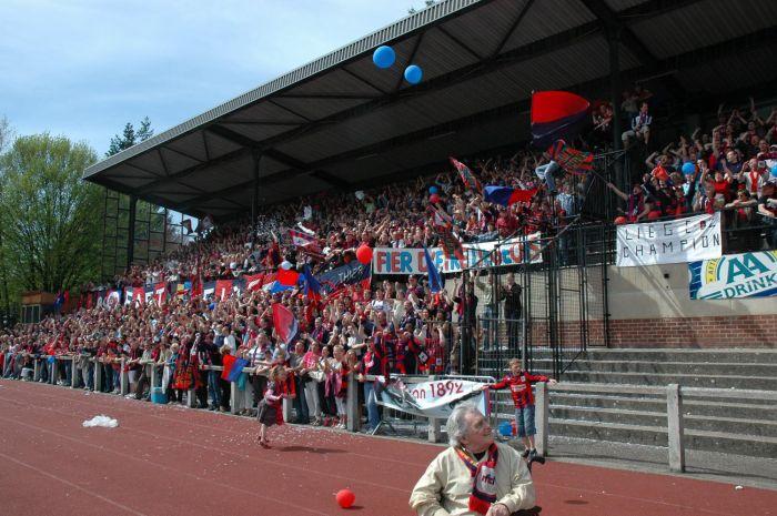 Nos magnifiques supporters