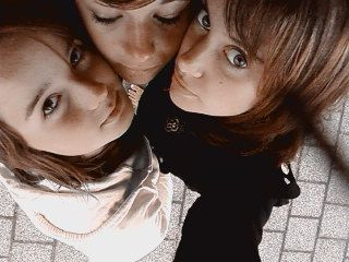 Loriane , Starlett', & Mouah'