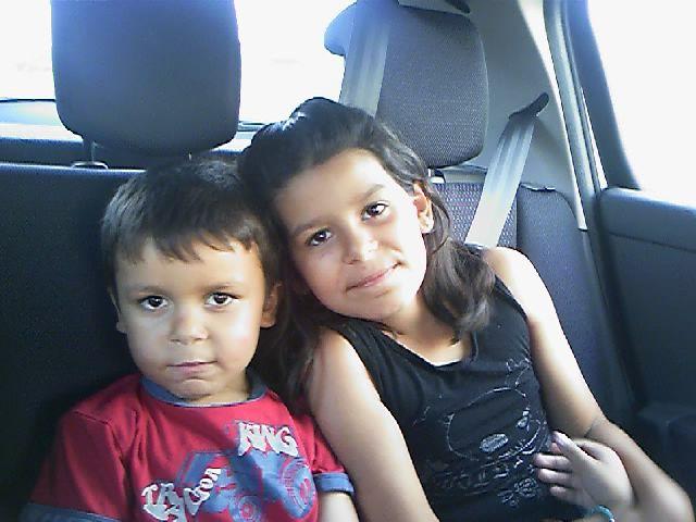 Mon neveu && ma Niece <3