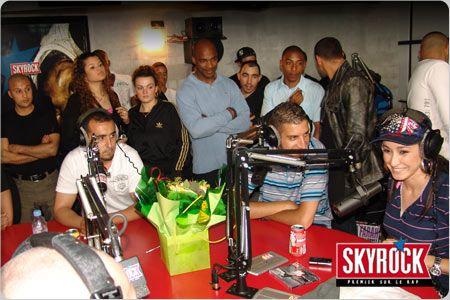 Planete Rap SkyrOck En 2oo7