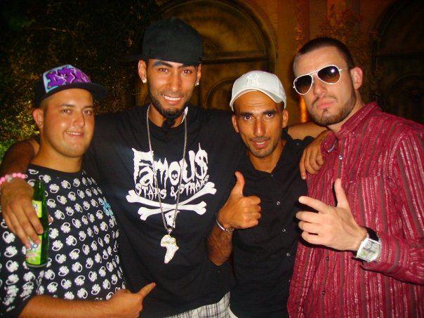 DJ DOO,LA FOUINE,DJ KIMO,DJ BATTLE