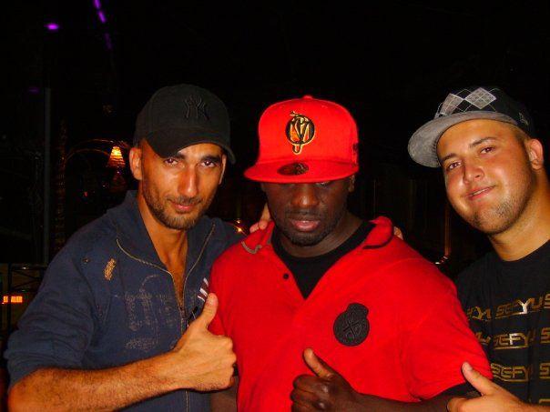 DJ KIMO,SEFYU,DJ DOO