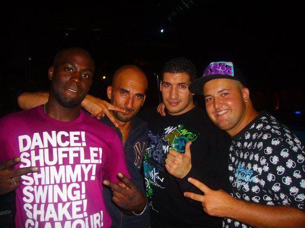 GOLDEN CREW,DJ KIMO,DJ DOO