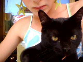 la c mon chat adoré