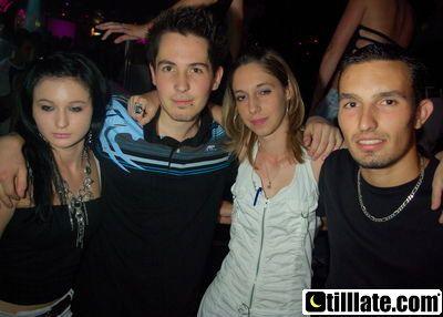DarLene, Me, MatMat, & Yoann