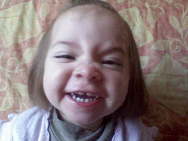 Elle est belle ma nièce léa