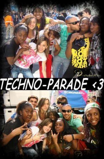 @ Techno Parade
