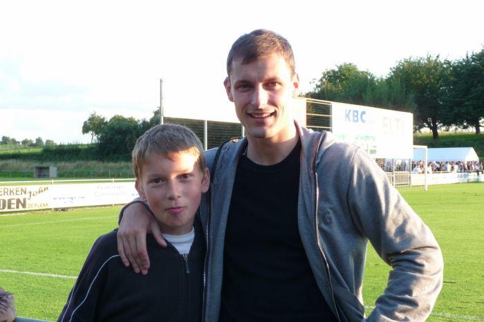 moi et Milan Jovanovic