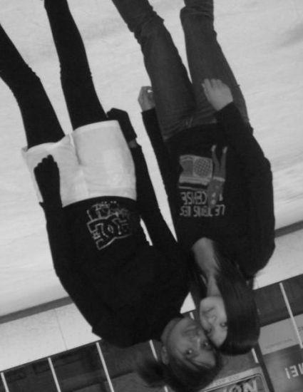 Moii && Ma Ruugbywooman XD