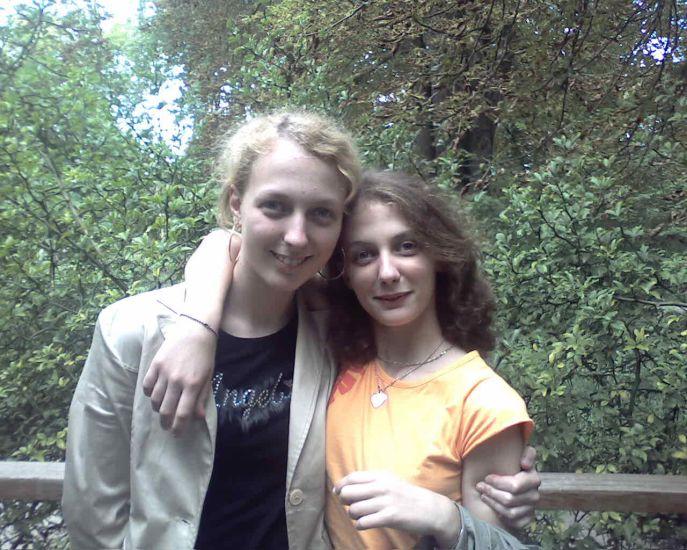 mes 2 filles adorées