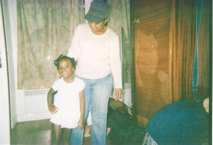 c ma petite soeur et ma mere