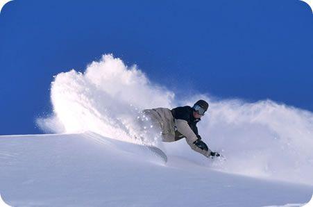 ma 2eme passion ; le snowboard