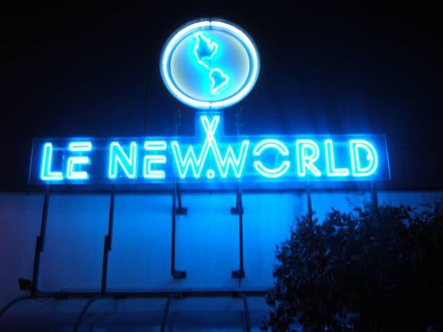 le NEWWORLD en face de CORA EVREUX