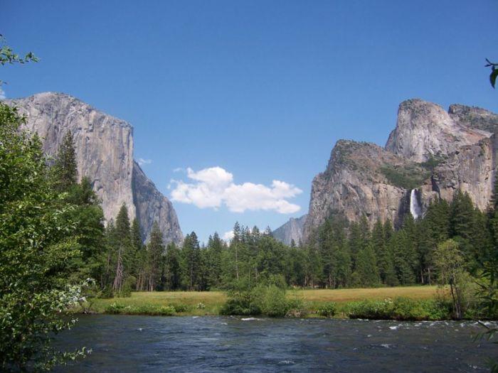 Yosemite, Sierra Nevada California
