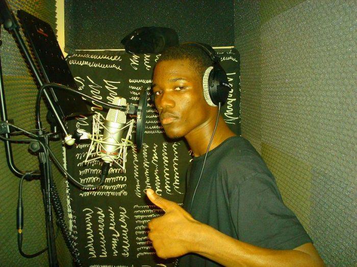 PoPo Le Narvalo au studio