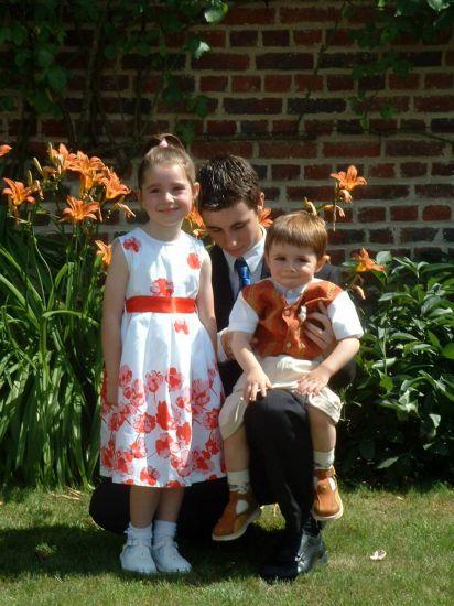 Vannessa, Fabien & Moi (le 02.07.2005)