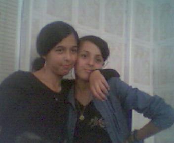 me and na3nou3a ( i miss you)