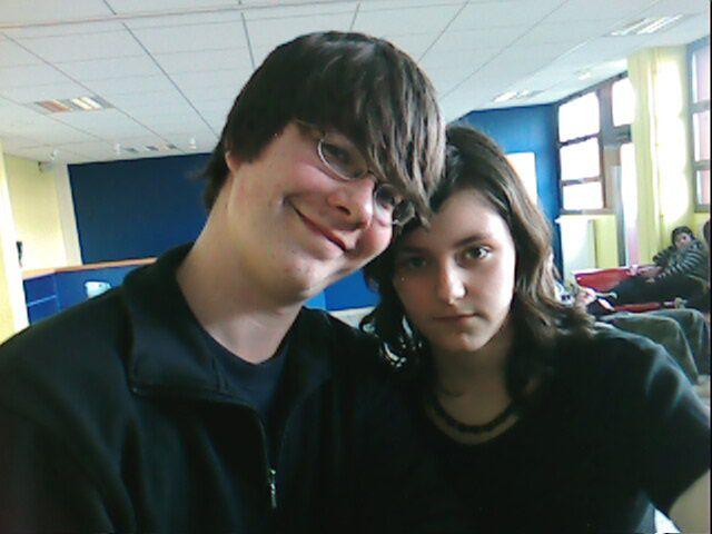 Robin und mich :p