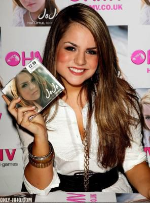 Jojo et son CD