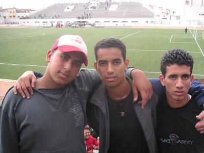 me --and-aziz-and younes