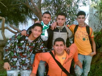 me  and  mes amis