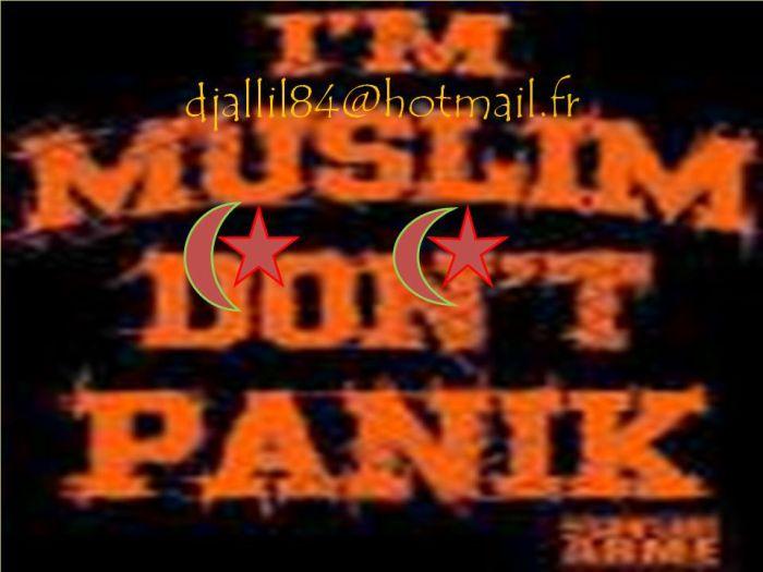 muslim dont panik