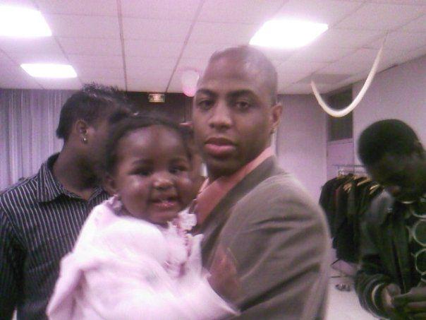 ma filleul ellysia et moi