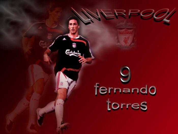 Torres a Liverpool