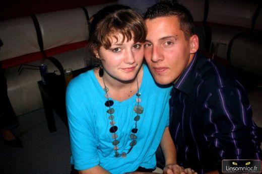 ma femme et moi au K'lienté
