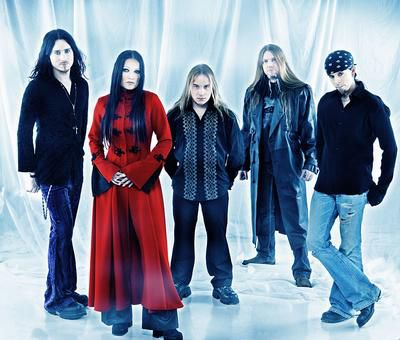 nightwish groupe