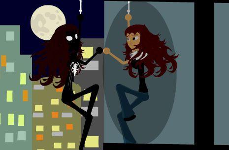 Photo Spiderwoman