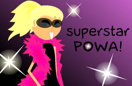 Super Star powa! xD