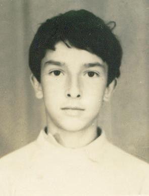 Frédéric Octobre 1985